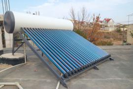 Ilustrační foto (www.shutterstock.com), trubicové solární kolektory