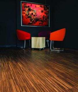 Foto: PODLAHY HEBÍK, výjimečný vzhled povrchu bambusové podlahy