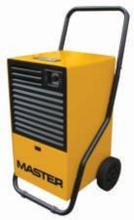 Kondenzační odvlhčovač MASTER DH 26