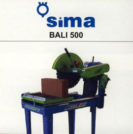 Diamantová pila Sima Bali 500