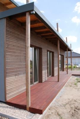 Pasivní dům v Srchu, Atelier L