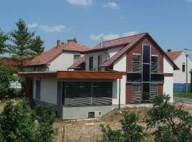Pasivní dům v Dubňanech, Ing. arch. David Vašíček