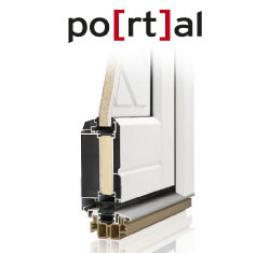 Foto: www.internorm.cz, profil dveří řady Portal