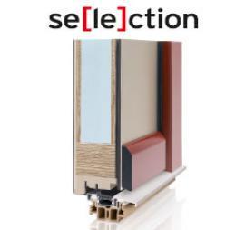 Foto: www.internorm.cz, profil dveří řady Selection