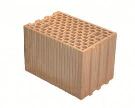 Broušený cihelný blok HELUZ Plus 25