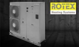 Tepelné čerpadlo vzduch-voda Rotex HPSU Monobloc 16kW