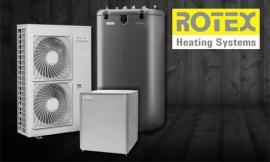 Tepelné čerpadlo vzduch-voda Rotex HPSU Hitemp 16kW