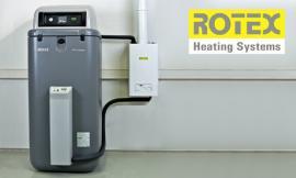 Tepelné čerpadlo vzduch-voda Rotex HPSU Compact 8kW