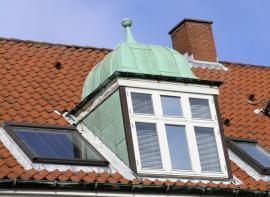 Ilustrační foto (www.shutterstock.com), měděná patina způsobená oxidací