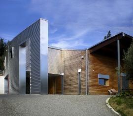 Pasivní dům v Itálii