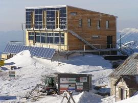 Pasivní dům v Rakousku