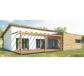 3D model: ATRIUM, typový bungalov Aquila