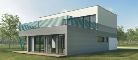 3D model: ATRIUM, dům Galatea řady ATRIUM EXCLUSIVE