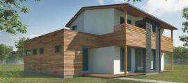 3D model: ATRIUM, dům Norma řady ATRIUM EXCLUSIVE
