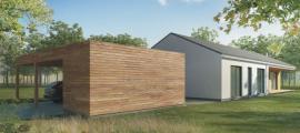 3D model: ATRIUM, dům Polux řady ATRIUM EXCLUSIVE