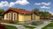 Projekt bungalovu Bungalow 13