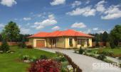 Projekt bungalovu Bungalow 59 Plus