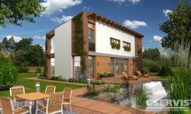 Projekt domu GS PASIV 4