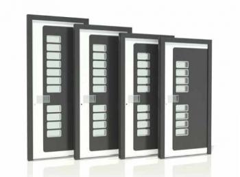 Foto: Internorm, výplň se přizpůsobí velikosti dveří