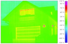 Foto: Hörmann, ThermoFrame - zlepšení tepelné izolace v oblasti garážových vrat