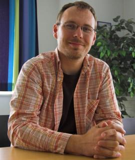 Štěpán Lášek, produktový manažer společnosti Lindab