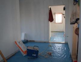 Foro: RD Rýmařov, parozábrana v podlahové konstrukci