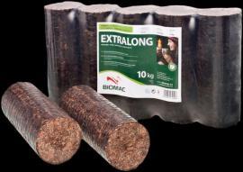 Foto: Baumax, dřevěné brikety