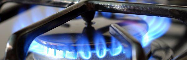 Ilustrační foto (www.shutterstock.com), detail plynového sporáku
