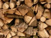 Ilustrační foto (www.shutterstock.com), palivové dřevo