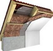 Mezi a podkrokevní systém minerální izolace