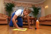 Ilustrační foto (www.shutterstock.com), leštění podlahy