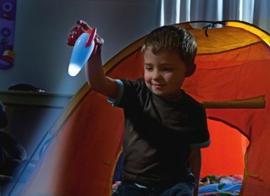 Foto: www.tipa.eu, LED svítidlo