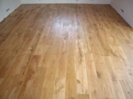 Foto: Podlahy Zeus, dřevěná podlaha