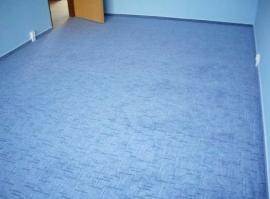 Foto: Podlahy Zeus, celoplošný koberec