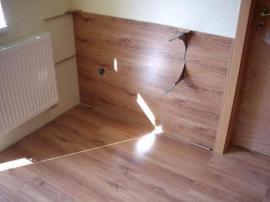 Foto: Podlahy Zeus, plovoucí podlaha