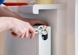 Odvzdušňovací ventil radiátoru
