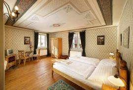 Foto: UNIS-N, dřevěná ložnice