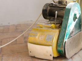 Foto: Dřevěné podlahy Stach, broušení parket