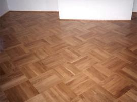 Foto: Dřevěné podlahy Stach, renovované parkety