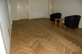 Foto: Dřevěné podlahy Stach, parkety