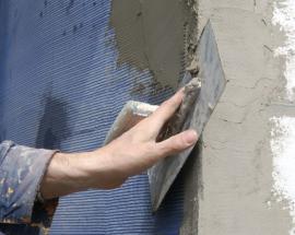 Povrchové fasádní úpravy po zateplení polystyrenem