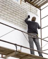 Zateplení obvodových stěn rodinného domu polystyrénem