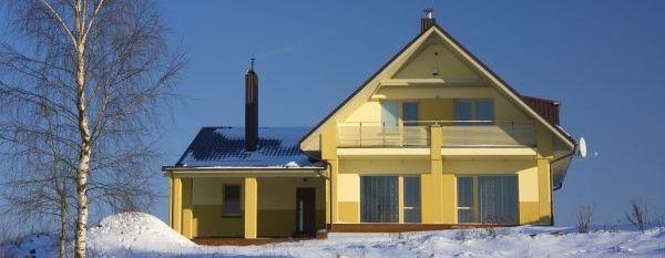 Novostavba bytového domu