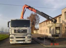 Foto: VÁHY-JAS, cejchování mostní váhy