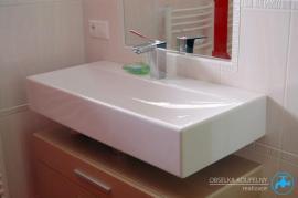Foto: Koupelny-Obselka, koupelnová skříňka pod umyvadlem