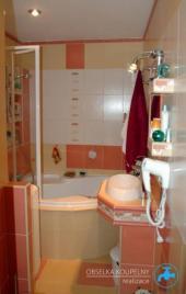 Foto: Koupelny-Obselka, úsporné řešení malé koupelny
