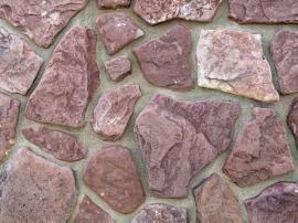 Venkovní kamenný obklad