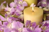 Stylovou dekoraci svíčka vždy podtrhne