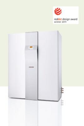 Polyfunkční ventilační a chladící jednotka LWZ 304/404 SOL