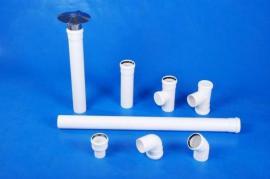 Plastové komínové vložky